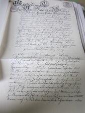 Post Archiv Edition 3 51 Bestallung Postmeister Hagenberg 1769 in Cleve