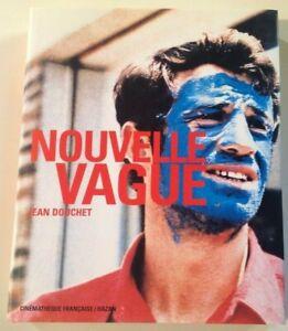 NOUVELLE VAGUE Jean Douchet  livre Hazan Cinéma