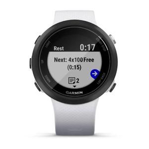 Garmin Swim 2 GPS Swimming Watch - Whitestone (010-02247-10)