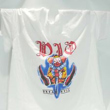 Dio Rock Metal Camiseta aceptar Black Sabbath Saxon Judas Priest S-3XL