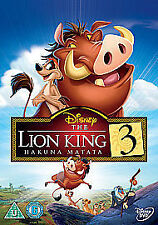 Lion King 3 - Hakuna Matata (DVD, 2012)