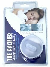 Snore Pacifier Stop Anti Snoring TSD Mouthpiece Tongue Guard Sleep Aid Solution