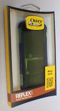 OtterBox 77-22685 Reflex Series Case iPhone 5 5S SE- Translucent Green/Blue NEW