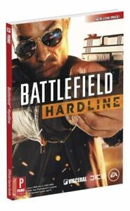 Battlefield Hardline : Prima Official Game Guide by Prima Games XBOX ONE 360 PS4