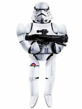 "Star Wars Storm Trooper 70"" Airwalker Foil Balloon Birthday Party Decoration"