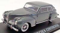 Greenlight 1/43 Scale Model Car 86325 - 1941 Lincoln Continental - Silver
