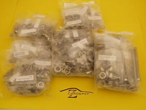 Datsun 240Z 260Z 280Z 1970-78 Complete Hardware Kit 1200pc Stainless SS Bolt 650