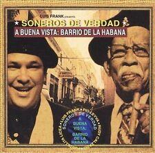 A Buena Vista: Barrio de la Habana by Soneros de Verdad (CD, Mar-2001, Timba)