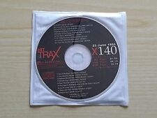 HIT TRAX (STEVE PERRY, CELINE DION, VAN MORRISON) - CD PROMO COMPILATION