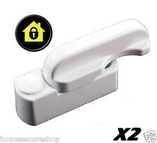 Sash Jammers PVCu Windows & Door Locks Security. X2