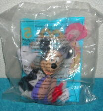 Disney Minnie Mouse Mcdonald'S Soft Toy Figure Plastic Head