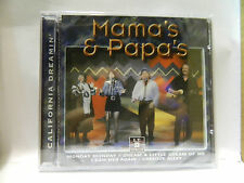 MAMA´S & PAPA´S CALIFORNIA DREAMIN CD NEU & OVP 8712273050126   REGAL3