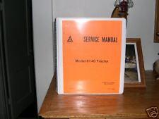 Allis Chalmers 6140 Service Manual.