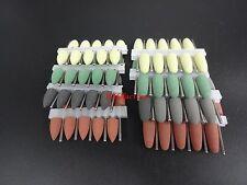 80pcs Dental Diamond polishing Burs  SILICONE polishers 2.35mm