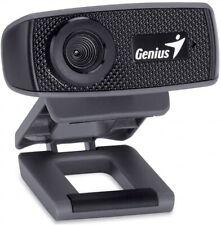 Genius FaceCam 1000X 720P HD Webcam with sensitive Microphone USB