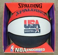 VINTAGE SPALDING BASKETBALL McDonald/'s 1994 Olympic USA Dream Team Never Used