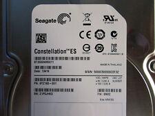"Seagate 2TB ST2000NM0011 7200RPM 128MB Cache SATA 6Gb/s 3.5"" Enterprise HDD"
