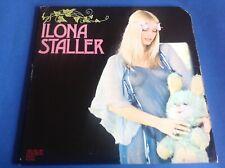 ILONA STALLER CICCIOLINA SAME Original 1979 Sexy Cover LP Morricone NM UNPLAYED