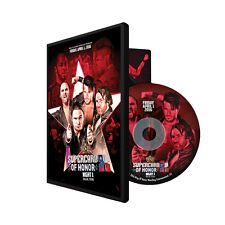 Official ROH Ring of Honor - Supercard Of Honor 10 Night 1 Event DVD ( 1/4/16 )