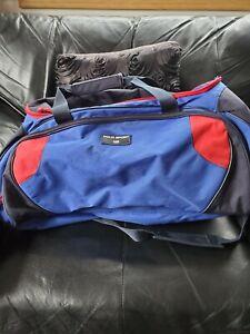 Polo Sport Ralph Lauren Duffel Bag Blue Travel Gym Large