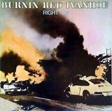"""Burnin Red Ivanhoe: """"Right on"""" (CD reissue)"""