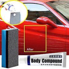 Compound Car Body Polish Scratches Remover Wax Polish Grind Paste Paint Care Kit