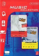 eJay Music Collection - Dance 3 Club Machine & Sound Collection #3 - PC CD NEW