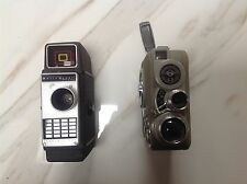 Vintage Eumig C 3 8mm home Movie Film Camera c3 bell & Howell electric eye lot 2