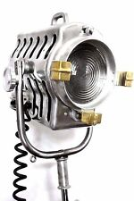 BRITISH 1930s FILM SPOT LIGHT ART DECO THEATRE STUDIO LAMP ANTIQUE STRAND MOLE