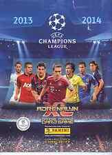 Panini XL Champions League 2013/14 aus Liste 20 Basis + Sonderkarten aussuchen