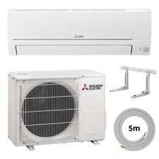 Mitsubishi Basic Split Klimaanlage 3,5 kW A++/A+ R32 Montage-Komplett-Set