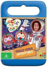 Giggle and Hoot: Present Giggle-icious Adventures! * NEW DVD *