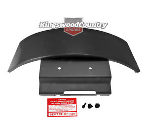 Holden Torana LX V8 Radiator Fan Shroud Cooling Surround Guard Metal SLR