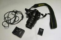 Nikon D D60 10.2MP Digital-SLR DSLR Camera with AF-S 18-55mm NIKKOR Lens - CHEAP