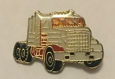 Prime Mover Truck lapel tie pin hat cap badge. Semi Trailer Mack Kenworth (R)