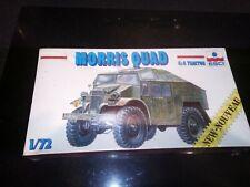 Esci 1/72nd scale Morris Quad 4 x 4 Tractor model kit.  Still sealed.