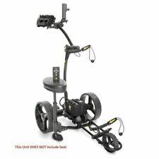 Bat-Caddy X4R Sport Remote Control Cart - Black