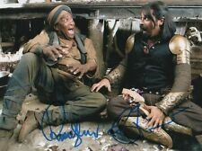 "Rick Kavanian & Roberto Blanco ""1,5 Ritter"" Autogramme signed 20x27 cm Bild"