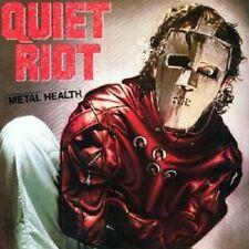 "QUIET RIOT ""METAL HEALTH"" CD NEW"
