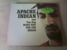 APACHE INDIAN - MAKE WAY FOR THE INDIAN - UK CD SINGLE
