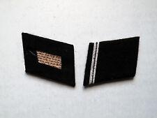 WW2 German Elite Sturmmann (Pvt. 1st Class) Collar Tabs