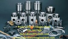 12.7 Detroit 60 series piston-less in-frame overhaul kit+headbolts & thermostats