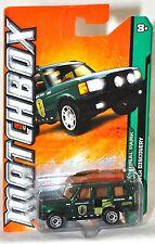 Matchbox 2012 #115 Land Rover Discovery MOC VHTF MBX National Parks #5