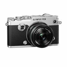 Olympus PEN-F Digital Camera with 17mm f/1.8 Lens Kit Silver Best