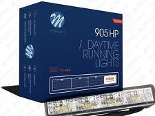 M-Tech Tagfahrlicht LED DRL H 905 mit 2 x 4 HP LED OSRAM OS