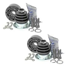 Pair Set of 2 Rear Outer GKN CV Joint Kits With Boot for Porsche 924 944