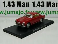 IT8G VOITURE 1/43 solido : ALFA ROMEO Giulietta sprint