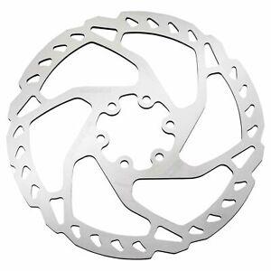 Shimano Deore SLX SM-RT66 160mm MTB 6-bolt Disc Rotor With Washer and Bolts