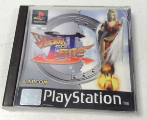 Vintage Sony Playstation 1 PS1 Game Breath Of Fire III With Original Case #122