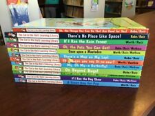 Lot Of 12 CAT IN THE HAT LIBRARY Books Science Nonfiction Homeschool Teacher